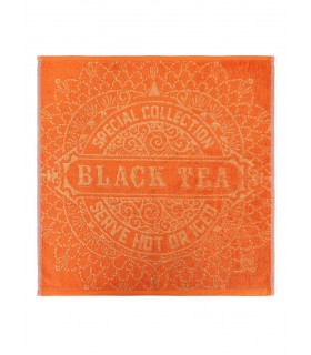 Paño rizo Black Tea