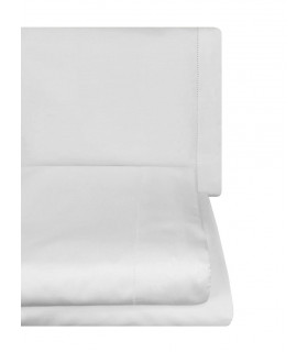 Juego Sábanas Silk Blanco