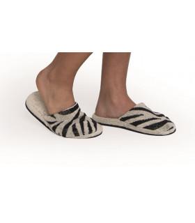 Zapatillas Zebra
